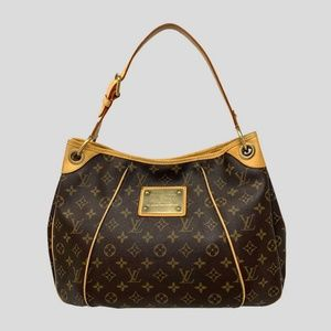 Louis Vuitton Monogram Gallieria PM